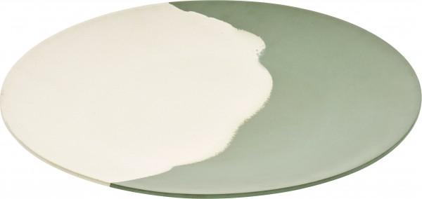 Teller flach 35cm Natur-Design - Magu 151 314