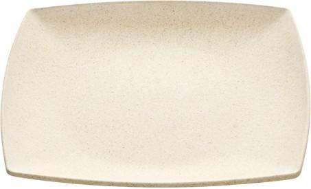 Teller flach 21cm eckig NATUR-DESIGN - Magu 130 322